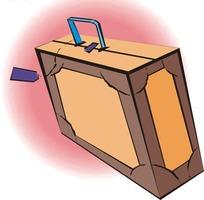 方型旅行箱