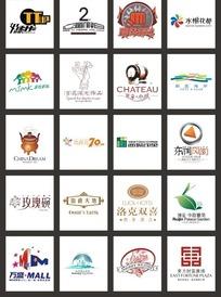 房地产公司标志设计集合