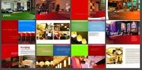 室内设计作品类画册