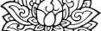 中国古典花纹荷花