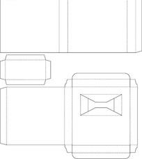 包装盒剖析-刀模