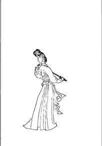 拿剑的古代女人编号(下载:1460437)美女与电动车图片