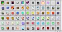 72种纹理按钮浮雕图层样式下载