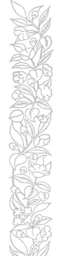 黑白花朵图案图片_黑白花朵图案设计素材