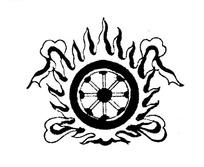 传统吉祥图案八吉祥(八宝)中的法轮