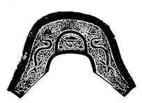 中国古典图案-饰有龙纹云纹兽面纹的古代器物