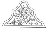 传统吉庆之物-龙纹图案