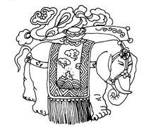 传统吉祥图案——吉祥如意图片