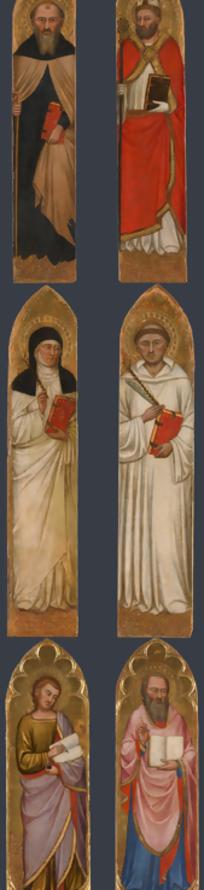 欧洲人物油画圣人画像