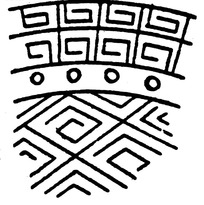 传统图案矢量素材