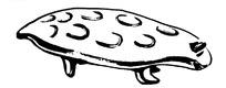 传统图案 > 中国古代虎头图案素材  古代动物花纹矢量素材 古代黑白