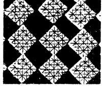 菱形 乳钉纹 环纹 斑驳 古器纹理 古器花纹 黑白 图案 古典 文化 艺术 纹饰 装饰 纹样 AI矢量图 传统图案 矢量素材