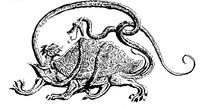 蛇缠龟玄武图