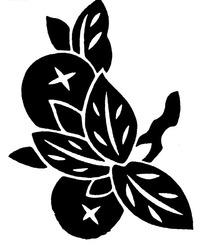 矢量花朵植物叶子插画图形图片
