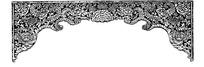 中国古典雕花边框矢量素材