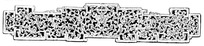 缠枝花纹装饰拐子龙形边框古器图