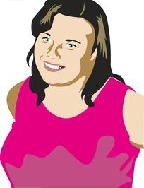最胖的女人囹�a_胖女人与天枰