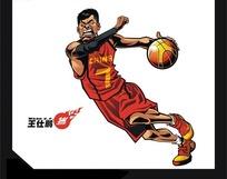 2010世锦赛中国男篮-王仕鹏