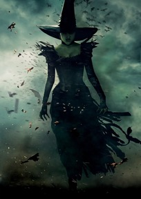 魔境仙踪海报-邪恶女巫