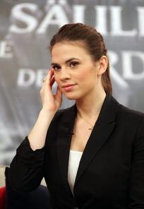 外国女明星发型图片