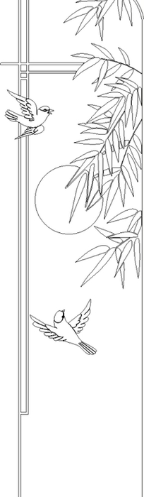 鸟手绘图片_鸟手绘设计素材