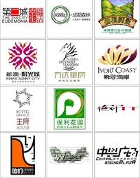 时尚常见的房地产标志合集