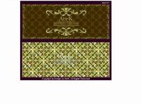 欧式古典风格卡片模板