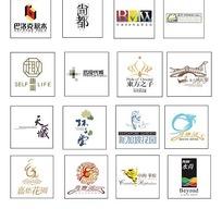 各种时尚商业地产楼盘标志合集-巴洛克积木 尚都