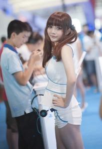 cf女神孙亦文图片