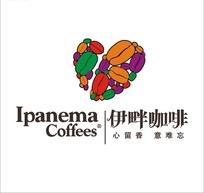 伊畔咖啡标志