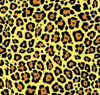 豹子皮纹背景