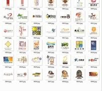 房地产标志合辑-苹果都市等标志