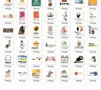 房地产标志合辑-威尼斯水岸等标志