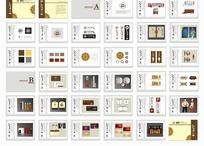 古典风格茶文化企业VI视觉系统设计