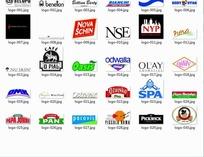 各种各样的企业标志
