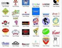 知名企业矢量标志
