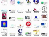 国外标志设计-FLENI等标志