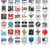 汽车标志设计-BMW等标志