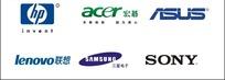 电脑品牌logo