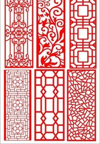 复古镂空花纹雕刻图片