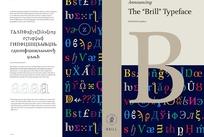 多国语言字体brill(请勿商用)