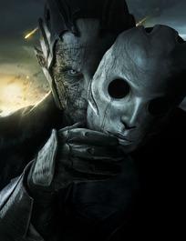 雷神2海报-摘下面罩的外国男人