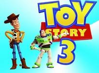 动漫角色—玩具总动员3中的巴斯光年和胡迪psd素材