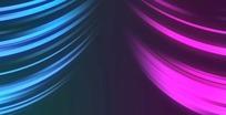兰色紫色线条背景