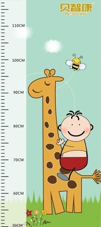 儿童身高测量