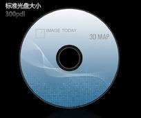 蓝色科技光盘