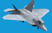 战斗机3d模型