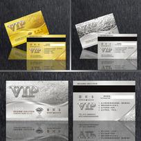 欧式花纹VIP卡设计