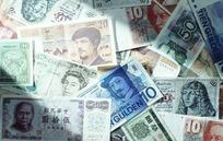 各国纸币背景