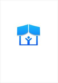 家庭教育服务中心logo